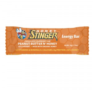 Pack  Honey Stinger Peanut Butter & Honey Energy Bar