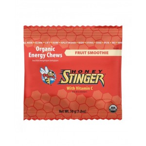 "Pack Honey Stinger ""CHEWS Energeticos"" sabor Fruit Smoothie"