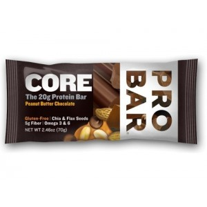 3 x Probar BASE protein bar 20g sabor peanut butter chocolate