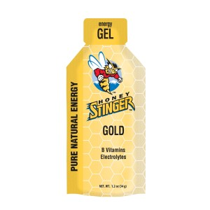 Pack Energy Gel Classic Gold