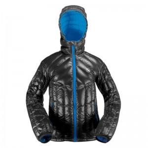 Men`s ShovelHead DownTek Jacket Black-Blue