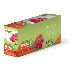 Pack - BOLT Raspberry C/Cafeína